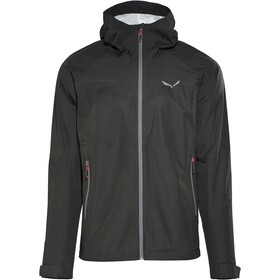 SALEWA Puez Aqua 3 Powertex Jacket Herren black out